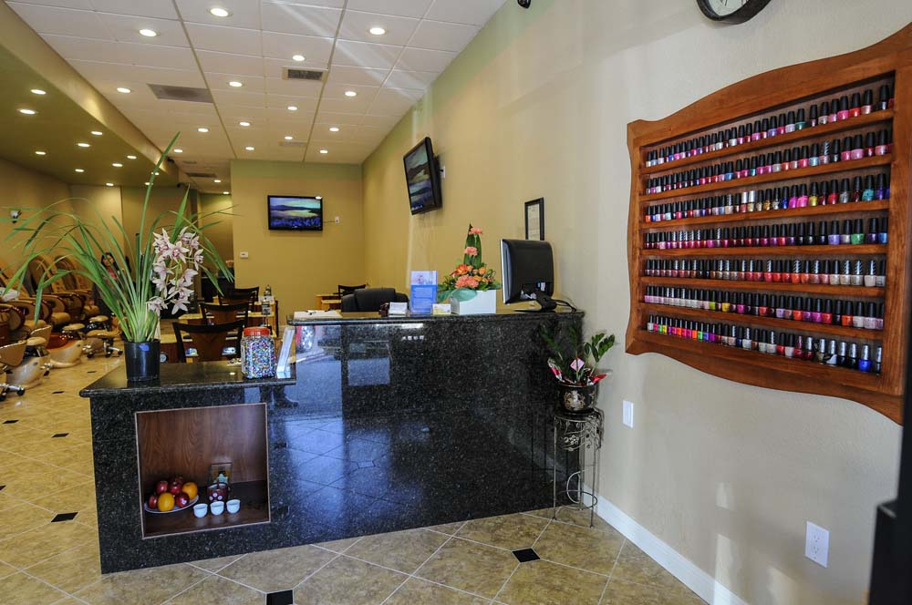 Beauty Salon Design Ideas Nail Art Nail Design Nail Salon LONG